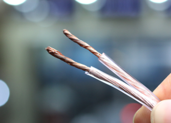 Day loa Eagle-Cable - High Standard LS Copper Transparent 2x1.5mm 2