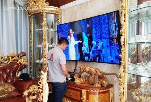 Dự án âm thanh đa vùng, phòng chiếu phim, karaoke biệt thự Bình Dương