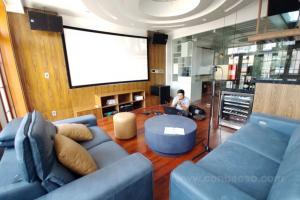 Phòng karaoke chuyên nghiệp 4 loa full, 1 sub tại Bình Tân