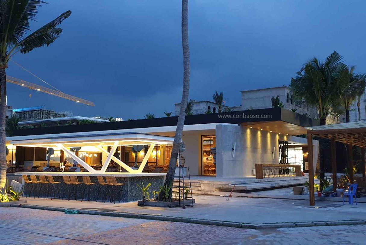 Sailing Club trong khu Phú Quốc Marina